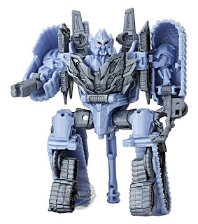 Hasbro Transformers Bumblebee Movie Power Series Megatron