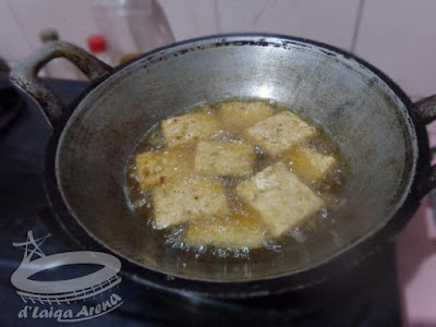 proses menggoreng