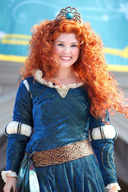Disney Movie Princesses Pictures Of Merida