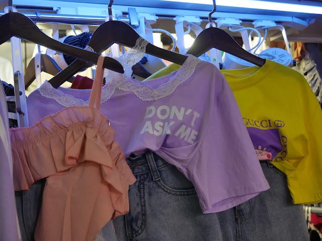 """""""Don't Ask Me"""" shirt"""