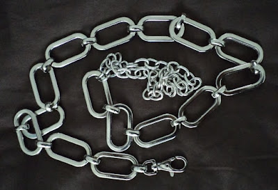 Repurposing a chain belt