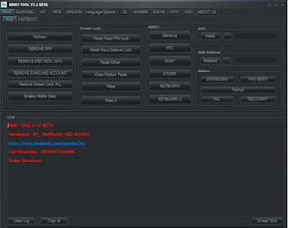 MMO Tool V1.2 Latest 2019 New Update Free Download