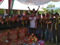 Komunitas Jeep Pesawaran Ikut Meramaikan HUT RI di Desa Kota Jawa