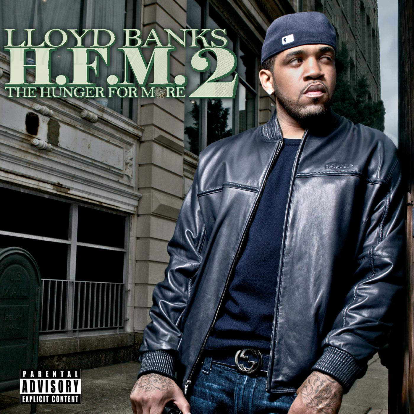 Lloyd Banks - H.F.M. 2 (The Hunger For More 2) (Deluxe Version) Cover