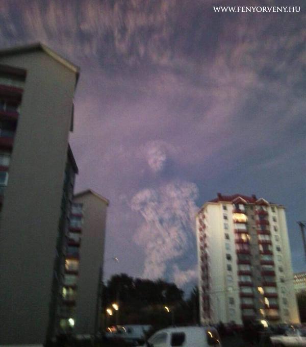 Gaia, Földanya megjelenése Chilében /KÉPEKKEL!/