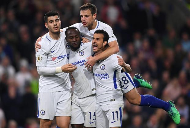 Cuplikan Gol Chelsea 2-1 Burnley | Liga Inggris Pekan 35