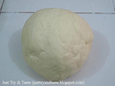 Homemade Kulit Pastry (Puff Pastry)