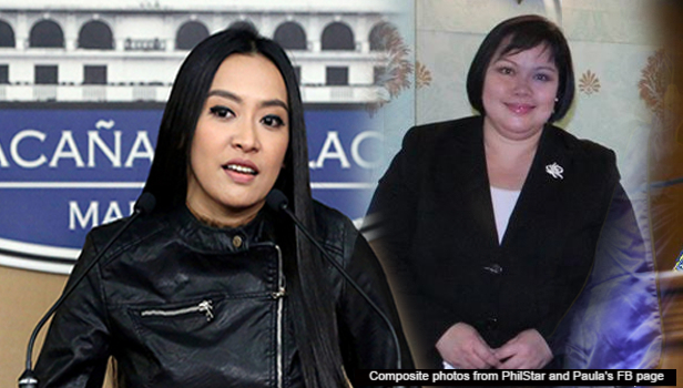 Read how Mocha Uson humbly answers criticism of Atty. Paula Defensor-Knack