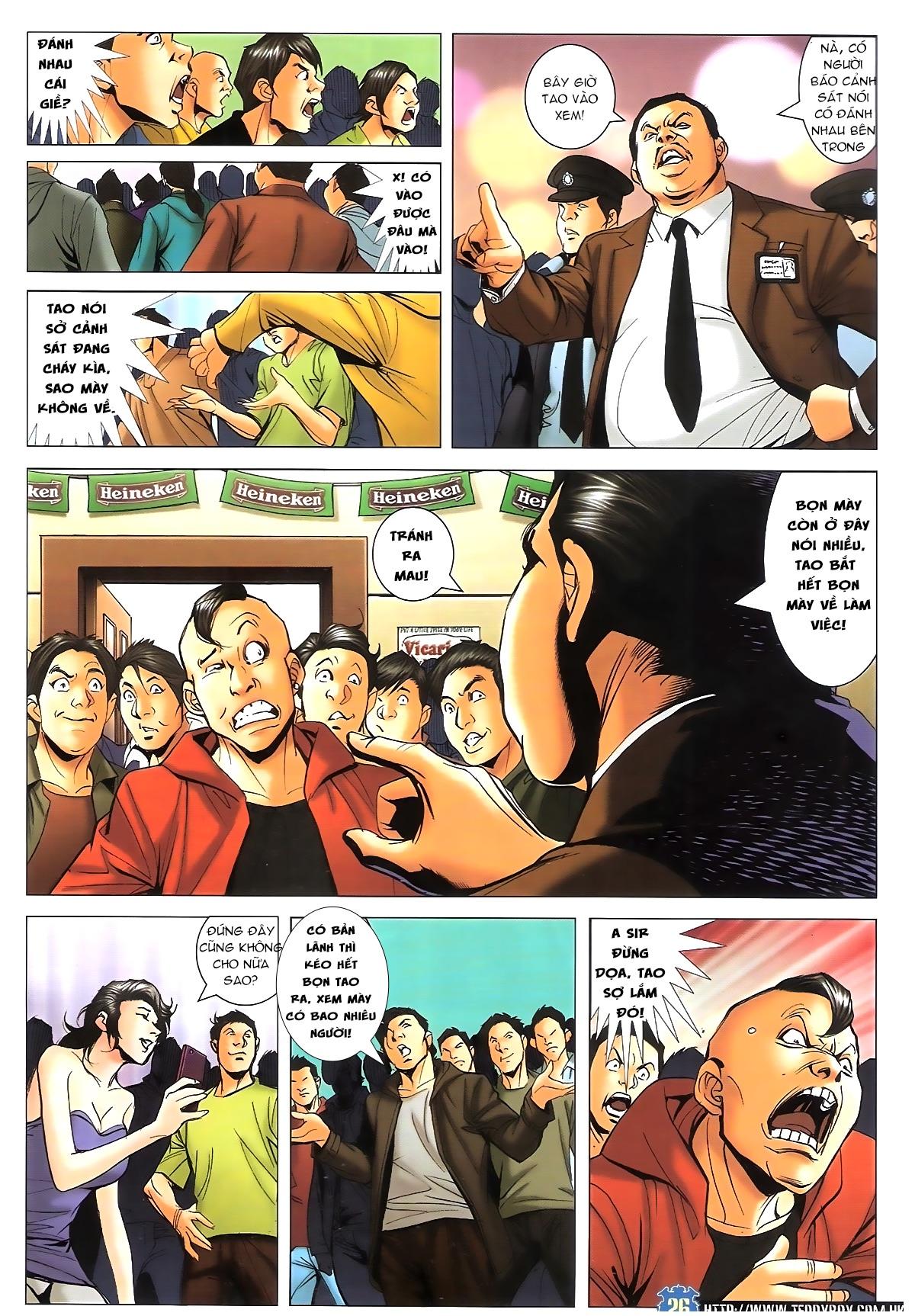 Người Trong Giang Hồ - Chapter 1599: Lật tung hẻm Bảo Lặc - Pic 22