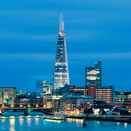 MY ARCHITECTURAL MOLESKINE RENZO PIANO THE SHARD TOWER