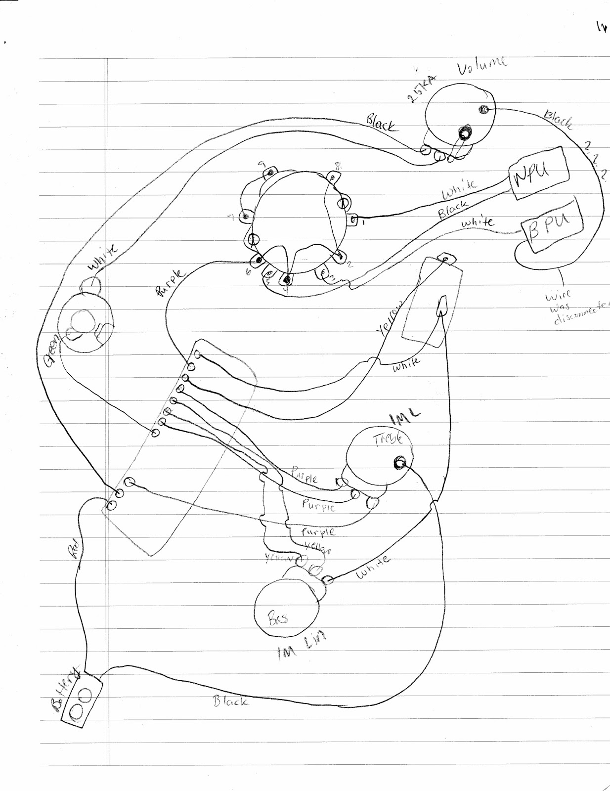 1977 musicman stingray ii wiring diagrams griffin effects blog
