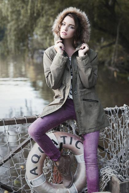 Moda invierno 2016 Sweet. Moda invierno 2016 ropa de mujer.