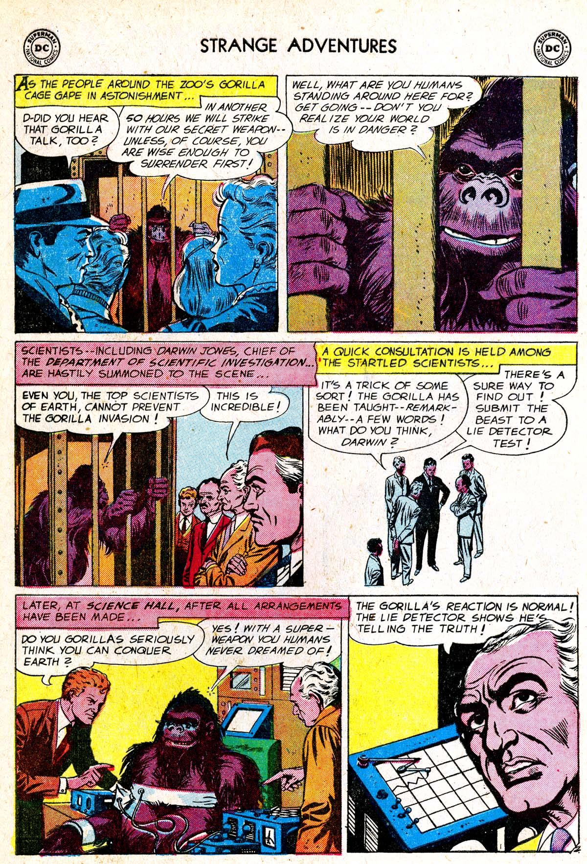 Strange Adventures (1950) issue 88 - Page 4