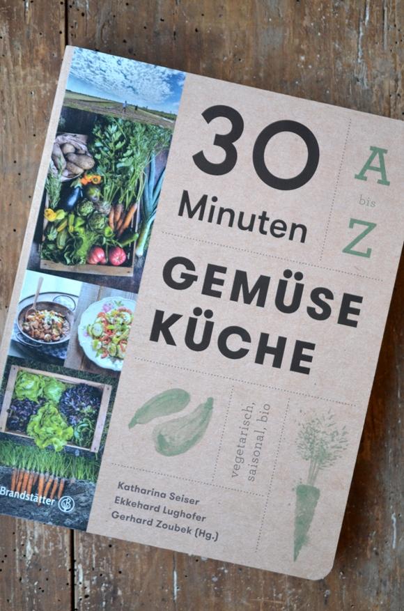 30 Minuten Gemüse Küche   Das Madel Vom Land Rezension 30 Minuten Gemusekuche