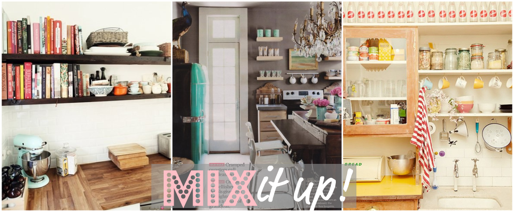 {Oh, So Darling}: Eclectic Kitchen Inspiration