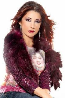 المغنية اللبنانية إلين خلف