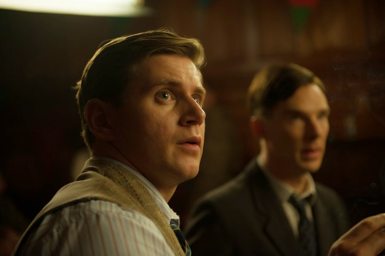 the imitation game-allen leech-benedict cumberbatch