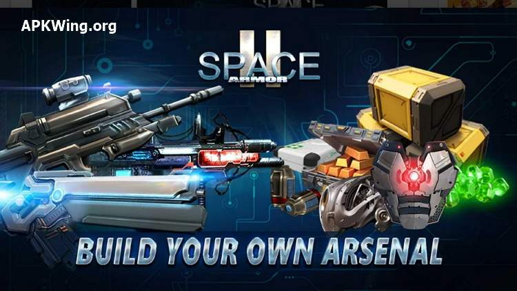 Space Armor 2 APK 1.3.1 Download latest version
