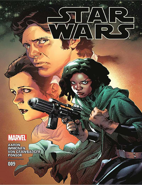 Star Wars (2015) - Issue 9