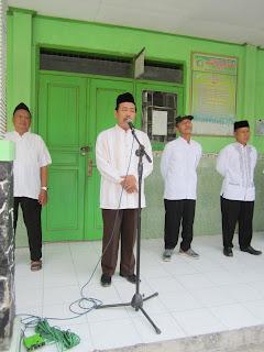 pidato sambutan kepala madrasah