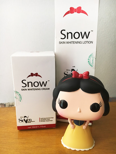 Snow Skin Whitening Cream Snow Skin Whitening Lotion