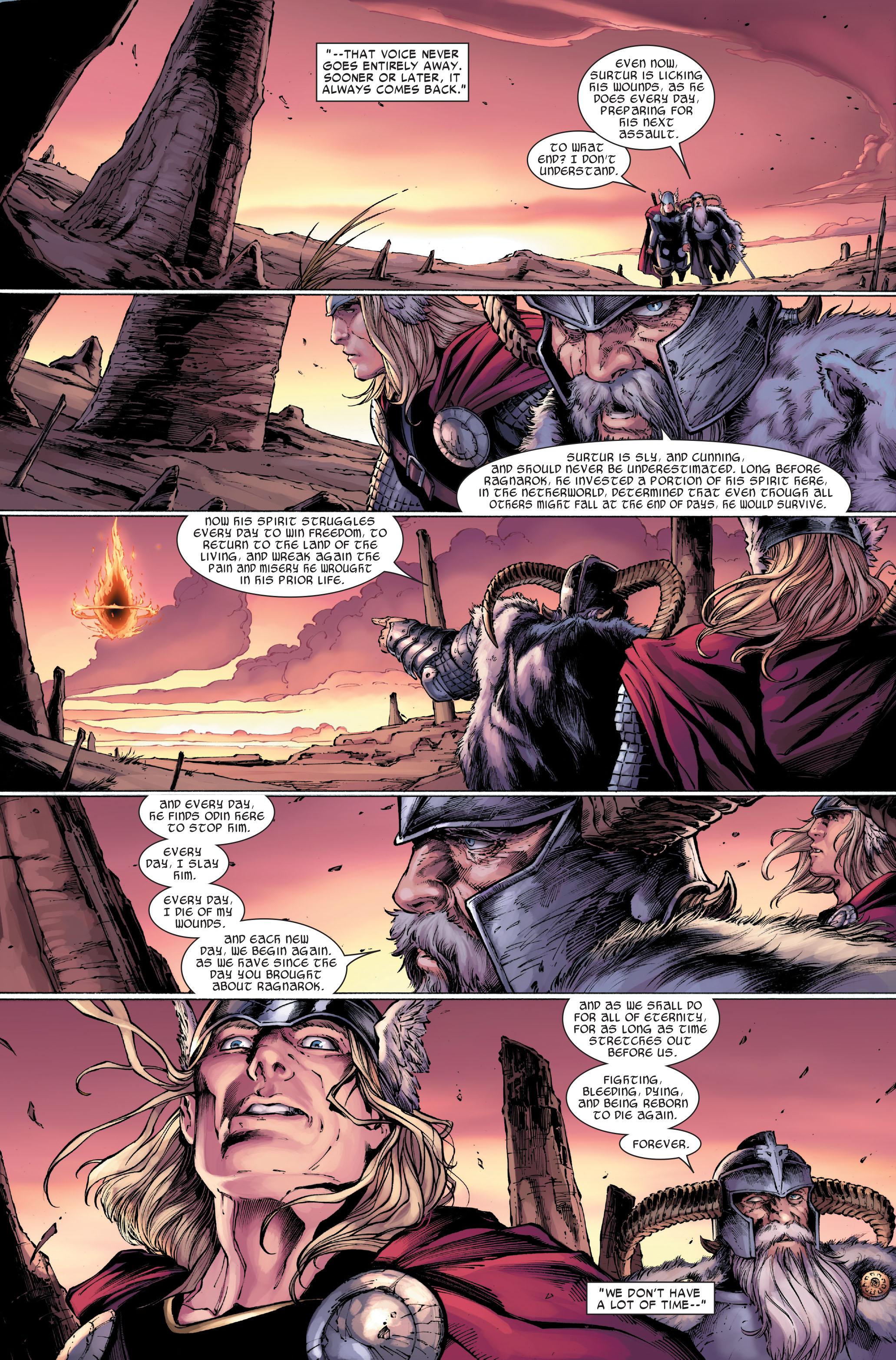 Thor (2007) Issue #8 #8 - English 10