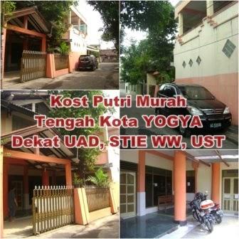 kost murah yogyakarta 2014
