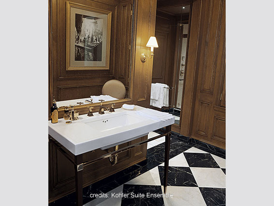 To Da Loos Bathroom Checkered Chess Floors