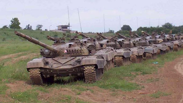 الشرق الأوسط الثالث وصل مع السوخوي والدبابات السورية .. فاستعدوا لاستقباله