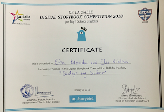 Digital storytelling - And the winners are...