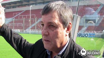 """Héctor """"Trompo"""" Maldonado """"Los que quieren poner otro DT deben esperar, Ariel Holan tiene contrato hasta 2021"""" Yoyo%2BMaldonado"""