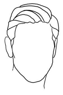 Froshay Fine Art Blog: The Easy Way to Draw Hair