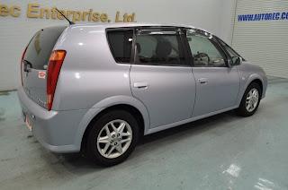 2002 Toyota Opa To Mombasa For Uganda Japanese Vehicles