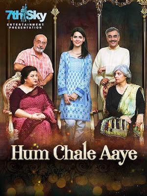 Hum Chale Aaye 2018 Hindi 720p WEB-DL 650MB