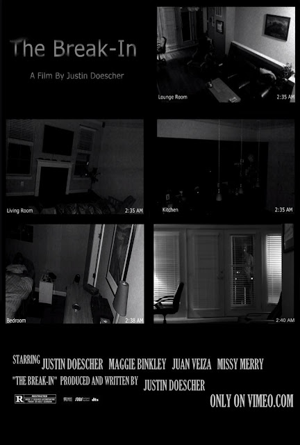 the break-in poster