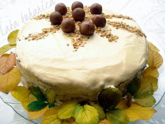 Popis recepata Lake kuharice  za domaće kolače i torte.