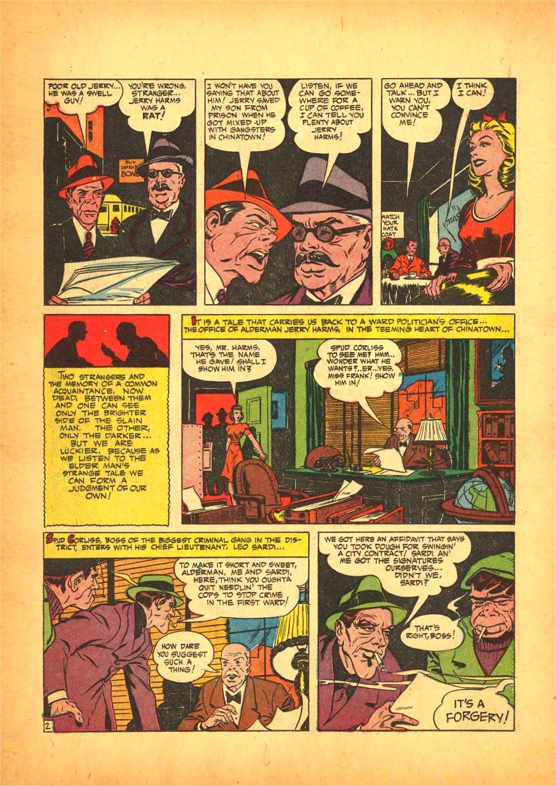 Read online Action Comics (1938) comic -  Issue #50 - 26
