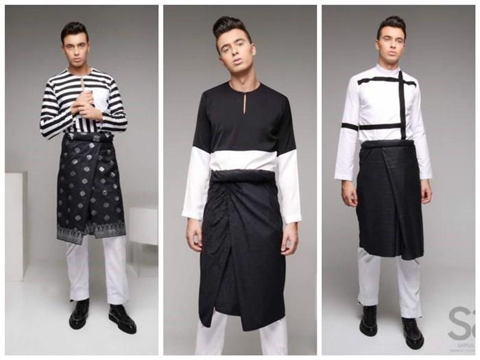 Baju Kurung Melayu Teluk Belanga