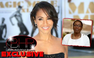 Jada Pinkett Smith Reacts To The Death Of Afeni Shakur
