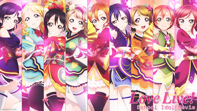 Love Live! The School Idol Movie Subtitle Indonesia [Movie] - Download Gratis