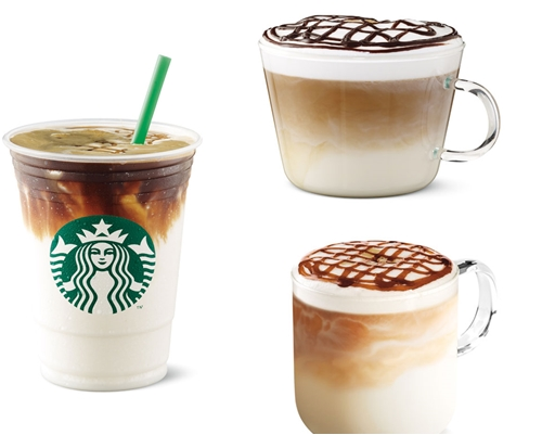 Starbucks Macchiato Beverages