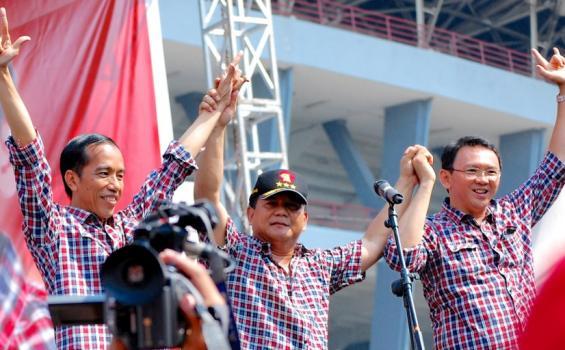PDIP Ungkap Trik Prabowo 'Tunggangi' Jokowi-Ahok di 2012