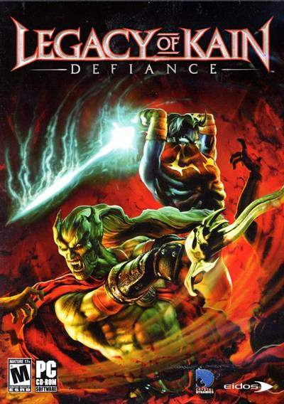 Legacy of Kain Defiance PC Full Español