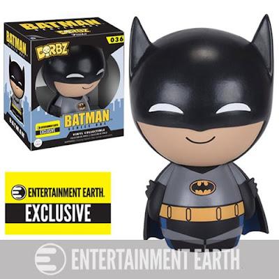 Entertainment Earth Exclusive Batman: The Animated Series Dorbz Vinyl Figure by Funko