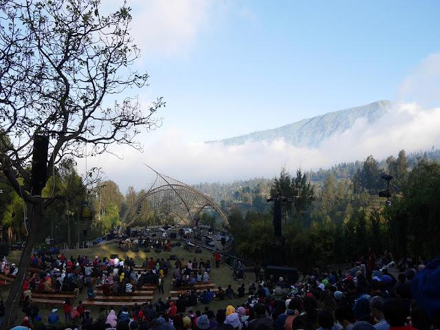 Jazz Gunung Bromo 2017
