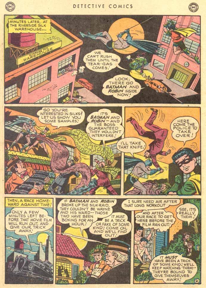 Read online Detective Comics (1937) comic -  Issue #159 - 8