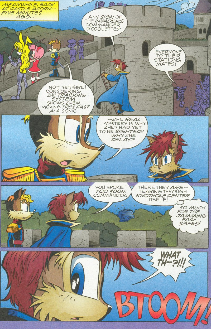 Read online Sonic The Hedgehog comic -  Issue #159 - 8