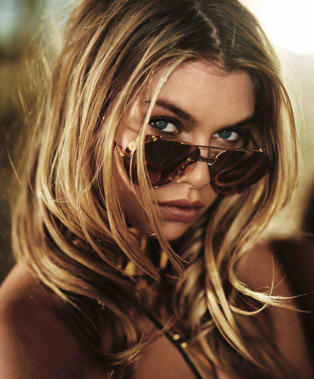 Stella Maxwell bares all for Maxim photoshoot; tops Maxim Hot 100