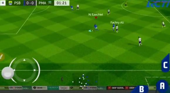 FTS IDN Indonesian Edition Full League Apk Data Obb