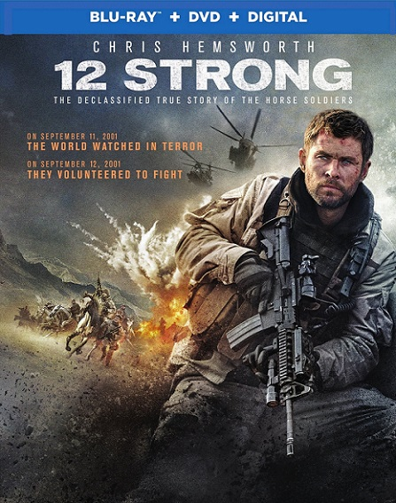12 Strong (Tropa de Héroes) (2018) 720p y 1080p BDRip mkv Dual Audio AC3 5.1 ch